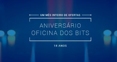 #Bits18anos