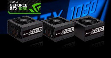 GTX 1050 – Qual fonte usar?