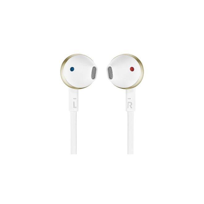 Fone de Ouvido Auricular JBL Tune 205 - com Microfone