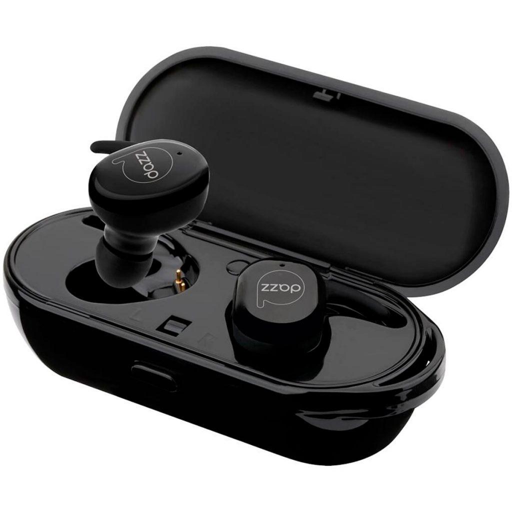 Fone de Ouvido Earbud DAZZ Earbud Prodigy - com Microfone - com Case Carregador
