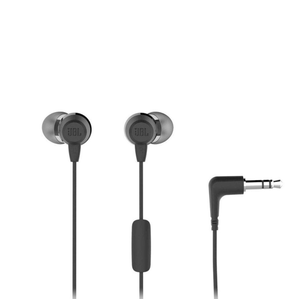 Fone de Ouvido Intra-Auricular JBL C50HI - com Microfone