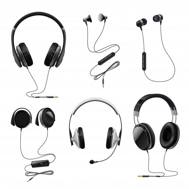 Diferenças entre headset, headphone e fone de ouvido