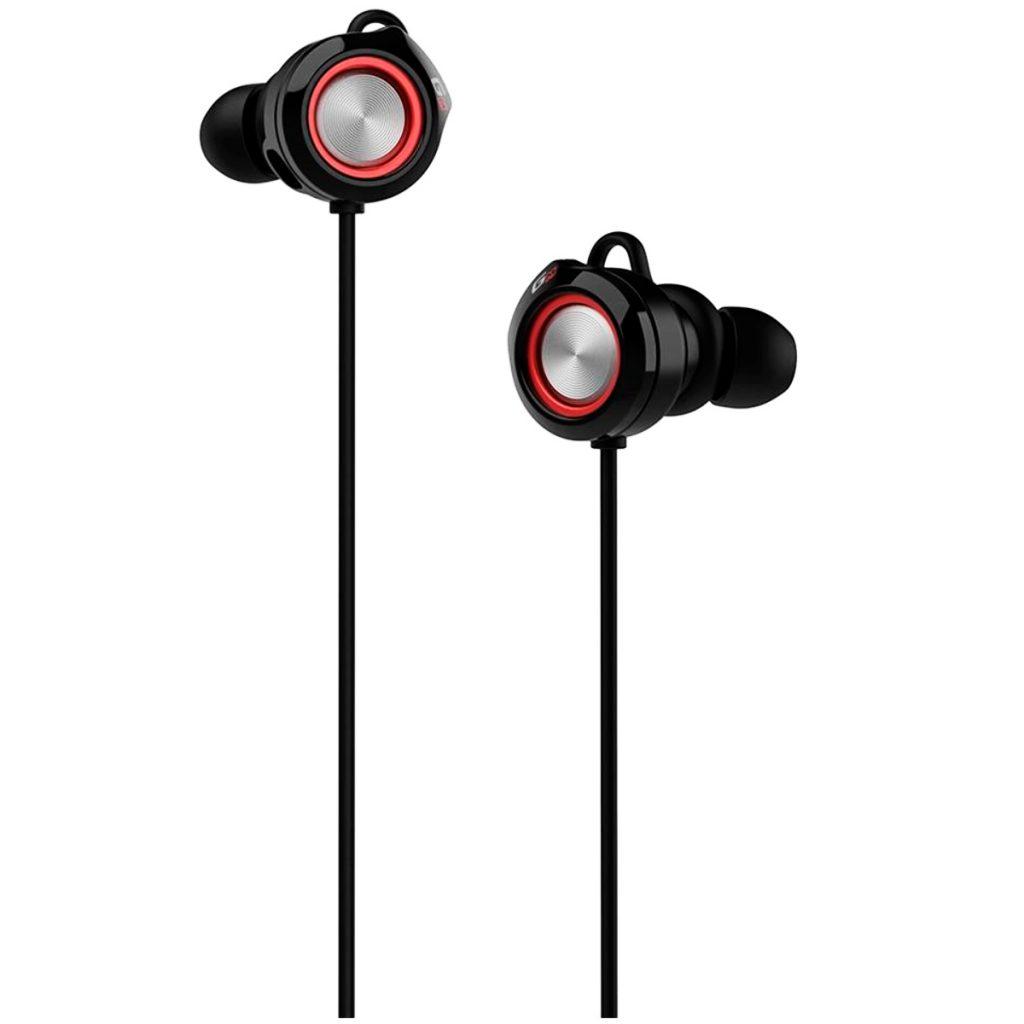 Headset Gamer Edifier GM3SE - com Controle de Volume e Microfone Removível - Conector 3.5mm - Preto e Vermelho Marca: Edifier