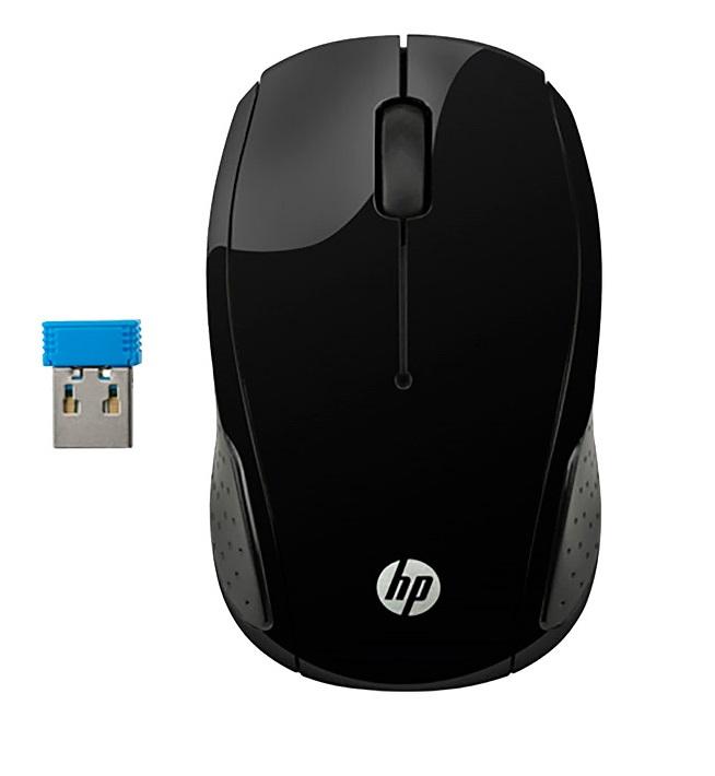 mouse sem fio hp x200