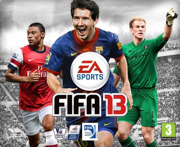 Jogo para PC Fifa 13