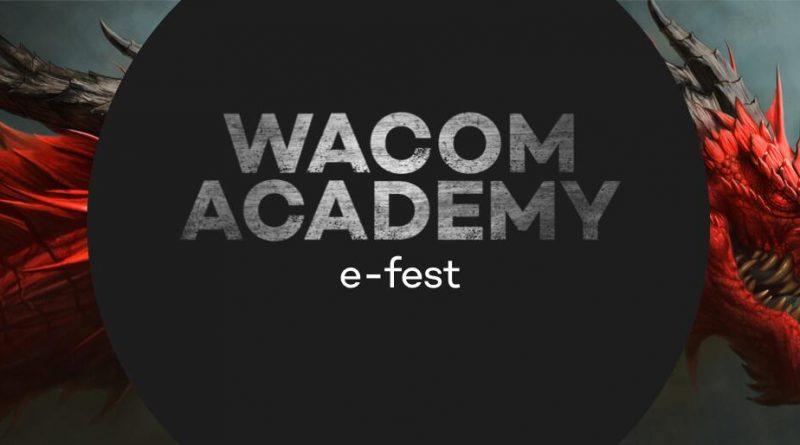 wacom academy e-fest 2020