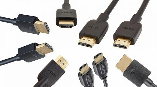 diferentes tipos de cabo hdmi