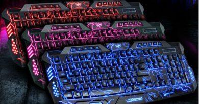 5 motivos para comprar um teclado mecânico gamer